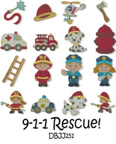 You have asked and asked, and here they are.a set of 16 little rescue themed designs perfect for your little boy. Exclusive artwork for Designs by JuJu by Christopher Brown Machine Embroidery Projects, Machine Embroidery Applique, Free Machine Embroidery Designs, Applique Patterns, Applique Designs, Quilt Patterns, Stitch Patterns, Embroidery Monogram, Diy Embroidery