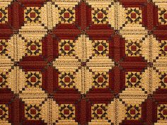 Stars in the Cabin Quilt -- outstanding well made Amish Quilts from Lancaster (hs2969)