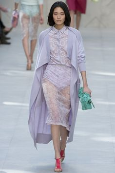 Burberry Prorsum Spring/Summer 2014 Ready-To-Wear