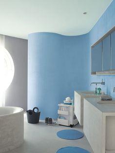 combinacion de color azul aqua en paredes - Buscar con Google