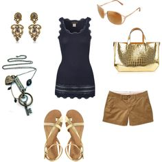 Midas Touch, created by lhutchins.polyvore.com