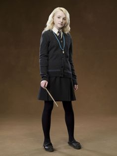 """Wit beyond measure is man's greatest treasure."" Luna Lovegood"