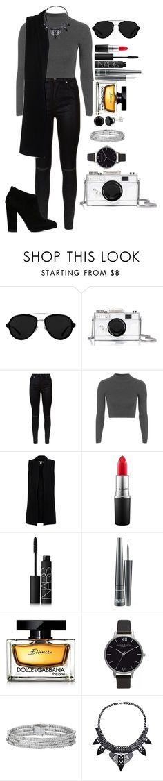 """Untitled #1260"" by fabianarveloc on Polyvore featuring 3.1 Phillip Lim, Kate Spade, 7 For All Mankind, Topshop, Belford, MAC Cosmetics, NARS Cosmetics, Dolce&Gabbana, Olivia Burton and Giuseppe Zanotti"