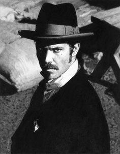 Deadwood's Seth Bullock - Timothy Olyphant. Oh Deadwood, you were great