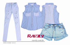 Ravely Clean jeans