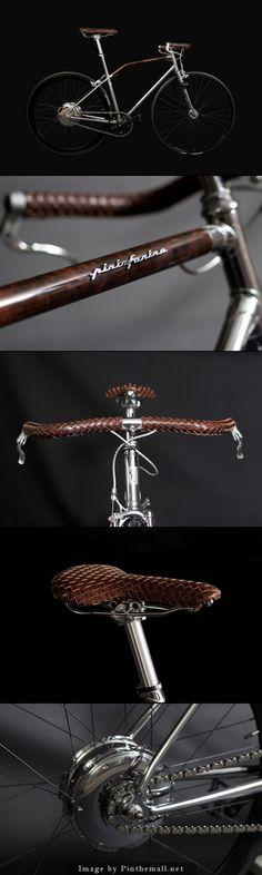 Pininfarina Fuoriserie Bicycle by 43 Milano