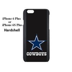 Dallas Cowboys Custom iPhone 6/6s Plus Case Hardshell