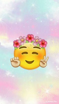 Emoji Wallpaper Iphone, Cute Wallpaper For Phone, Iphone Wallpaper Tumblr Aesthetic, Cute Disney Wallpaper, Kawaii Wallpaper, Cute Wallpaper Backgrounds, Pretty Wallpapers, Galaxy Wallpaper, Cartoon Wallpaper
