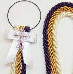 A Cord Of Three Strands Unity Wedding Cord by UnityWeddingBraids