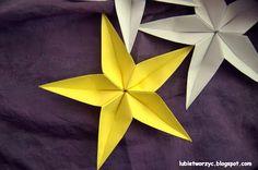 Gwiazdka kusudama na choinkę   #lubietworzyc #DIY #handmade #howto  #instruction #instrukcja #jakzrobic #krokpokroku #dekoracje #decorations #gwiazda #swieta #kusudama #origami #gwiazdakusudama #gwiazdaorigami  #bozenarodzenie #papierowagwiazda #star #christmas #kusudamastar #origamistar #paperstar
