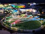 Rio 2016 Olympic Park: New images show what the British-designed park will look like - http://celeboftea.com/rio-2016-olympic-park-new-images-show-what-the-british-designed-park-will-look-like/