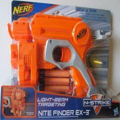 Nerf Guns For Sale Laser Tag Light Beam Targeting Nite Finder Lots of Family Fun #Nerf