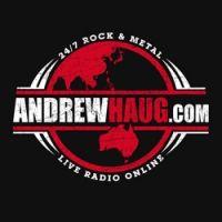 AndrewHaug.com  ||  24/7 Rock & Metal Live Radio Online http://andrewhaug.com/
