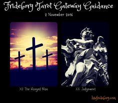 Frideborg Tarot Gateway Guidance 2 November