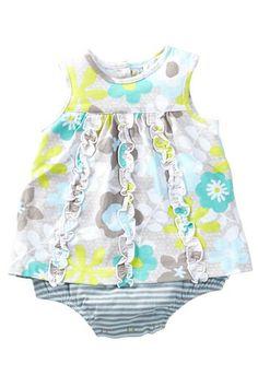 Hazel Ruffle Dress (Baby) by Angel Dear on @HauteLook