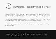 Objetivos de Charlie