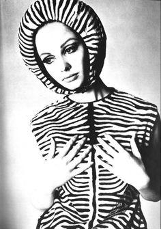 Vogue, 1965, David Bailey