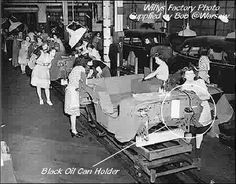 Jeep Willy's Factory