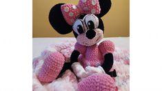 Blog ~ Tvorím s láskou - by Peťka Crochet Toys, Minnie Mouse, Disney Characters, Peta, Blog, Blogging, Maps