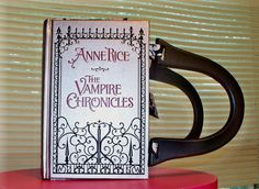 Book Purse: The Vampire Chronicles by Anne Rice  от BookPurses