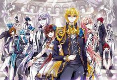 Most people know Vivibear is the author of KFN but she's the author of the story. The art 'author' is Jusaka. Manga Anime, All Anime, Anime Guys, Manga Art, Gothic Anime, Anime Angel, Manhwa, Miyazono Kaori, Vampire Sphere