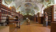 Strahov Library, Prague