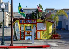 Brazil Cafe, Berkeley, California