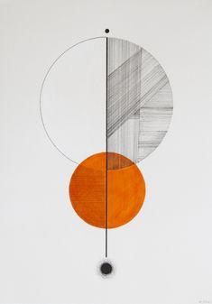Pattern Art, Abstract Pattern, Abstract Art, Mid Century Art, Pen Art, Art Challenge, Geometric Art, Collage Art, Art Drawings