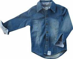 Camisa de jean varon Diquesi!
