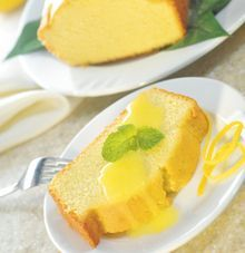 Classic Pound Cake With Warm Lemon Sauce A Dense, Rich Delicious Cake --Enhanced Even Further with a Sublime Citrus Sauce A better pic is at http://porkrecipe.org/posts/Classic-Pound-Cake-With-Warm-Lemon-Sauce-37637