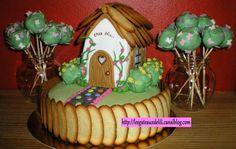 La Petite Maison... (avec explications) - Les Gâteaux de Lili et autres Gourmandises