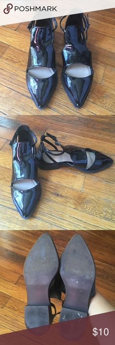 zara 37 shoes great looking shoes. clean good condition. no trade Zara Shoes Ankle Boots & Booties