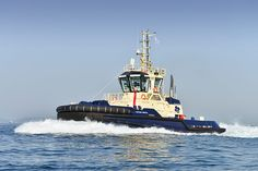 Sanmar built M/T #SvitzerAmstel ready to join Svitzer's fleet - Leading Tugboat Builder and Operator in Turkey - Sanmar #Tugboat #Sanmar #Tugs #TugboatBuilder #TugboatCompany #Shipyard #Boat #TugBuilding #ShipBuilding #SanmarShipyards #SanmarAS