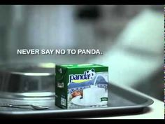 Never Say No to Panda! #video #commercial