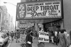 der trend deepthroat