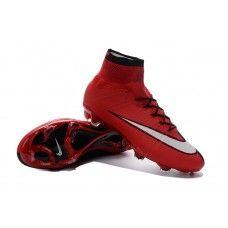 official photos 405c8 af0e5 Nike Mercurial Superfly IV FG - Bright Crimson   Černá   Bílý lacné  fotbalové boty Cheap