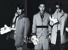2014.04, The Star, Super Junior-M, Ryeowook, Henry, Sungmin