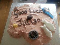 Jillians Australia cake