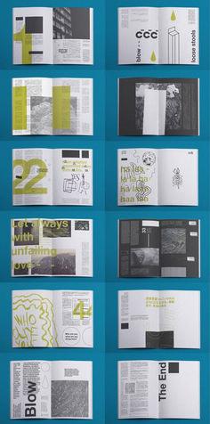 Amazing Magazine Layout Design Idea (126)