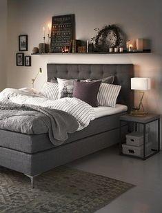 #bedroom #grey #mini