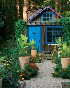 Stylish garden sheds | Fine Gardening Magazine