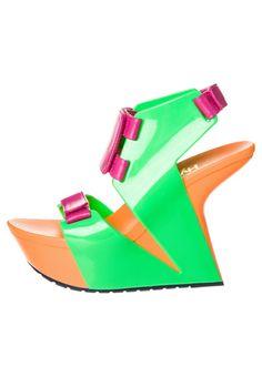 BOLT - Sandalen met hoge hak - Multicolor