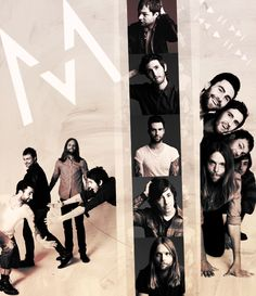 this is maroon5 my FAVORITE band ever!!! You guys are so amazing<3