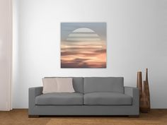 Geometric Clouds Photography Print by VQSTUDIO on Etsy