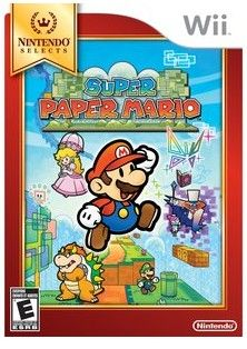 1f9a2307c3b Nintendo Selects: Super Paper Mario for Nintendo Wii - Nintendo - Toys