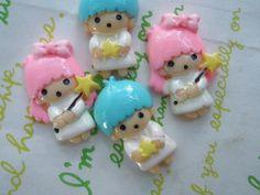 Little Twin Stars Kiki Lala cabochons jewelry