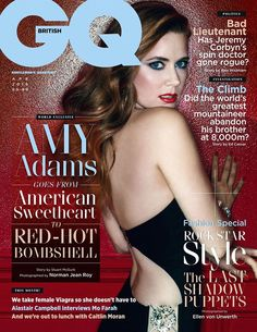 Amy Adams Knew About Gender Pay Gap While Making American Hustle, Doesn't…