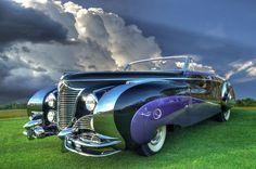 #Cadillac 1948 Series 63 Saoutchik Cabriolet - Amelia Island Concours d'Elegance 2012 #gowackerli www.gowackerli.com