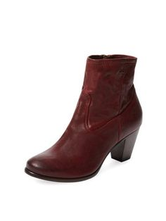 Paulina Artisan Zip Bootie from Boots & Booties: From $60 on Gilt
