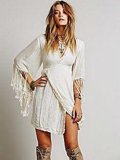 Boho Chic: Dresses/Skirts (2)